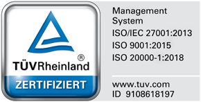 ISO/IEC 27001:2013 – Informationssicherheit